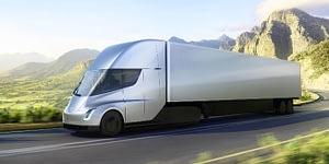 Tesla EV Truck